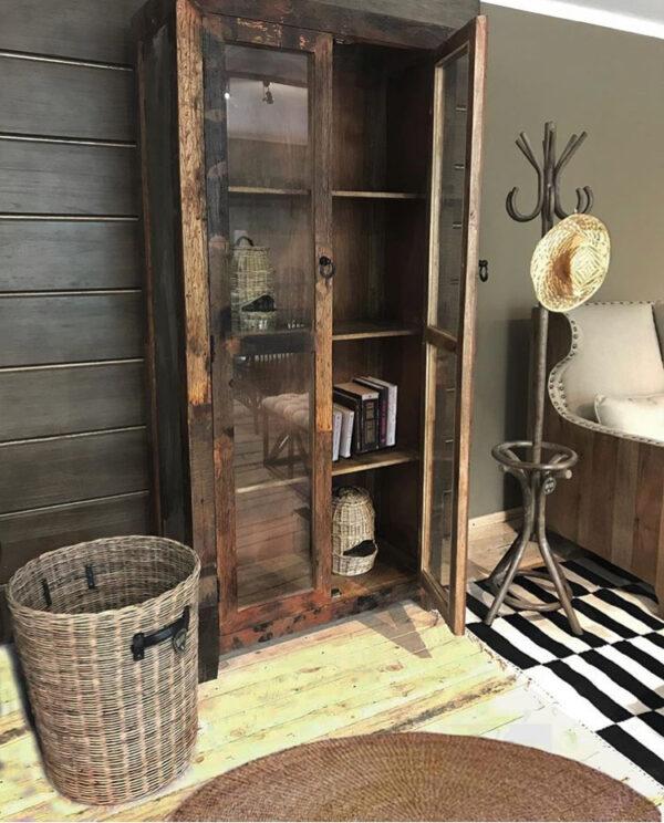 Mueble Rustico Gabinete