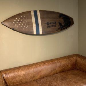 Tabla de Surf Antique