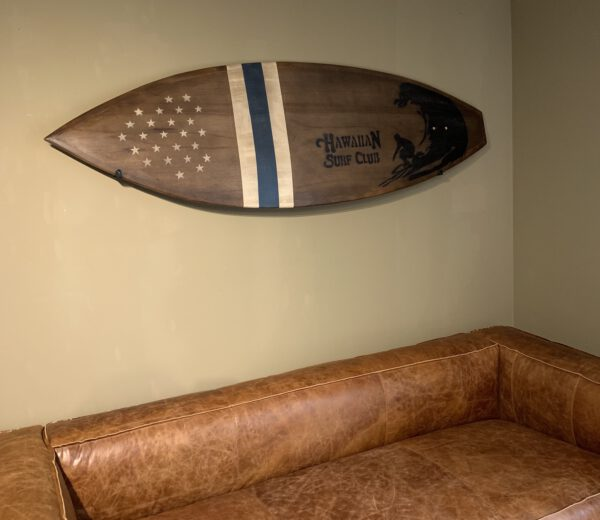 Tabla de Surf Antique