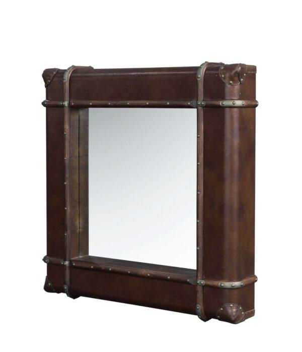 Espejo Cuero