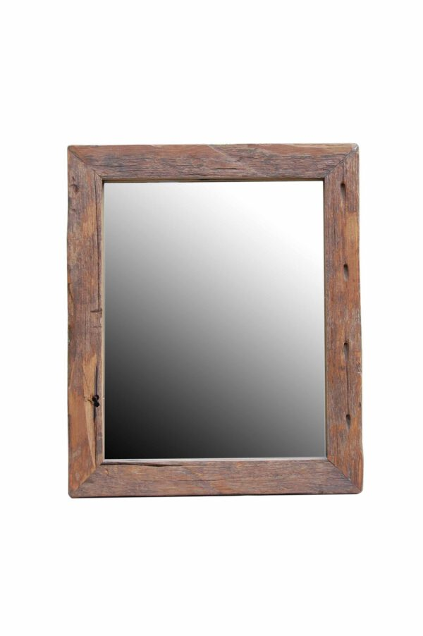 Espejo Rustico Chico