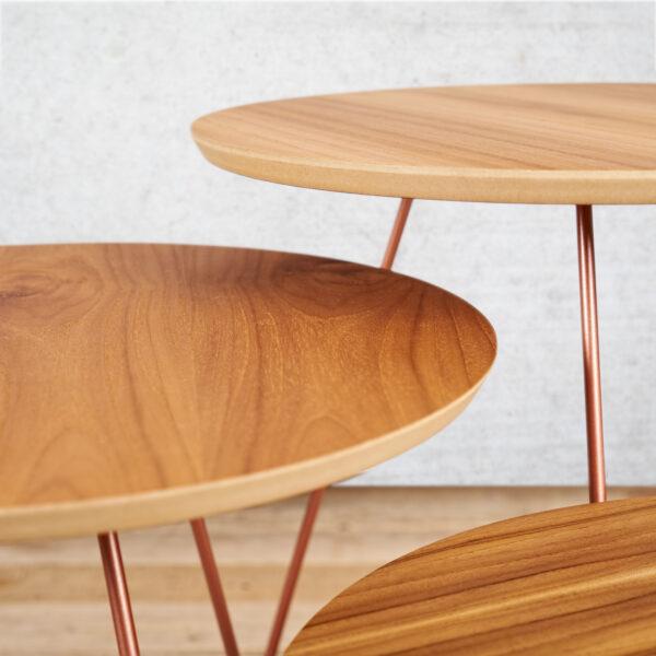 Set de Mesas laterales Klop