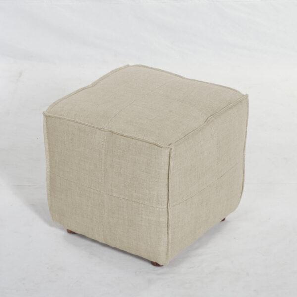 Pouf Cubo LINO BEIGE